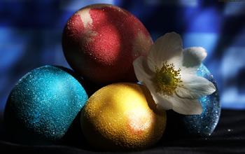 В България традиция е яйцата да се боядисват на Велики четвъртък