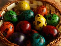 нашарени Яйца от Велика събота