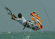 Extreme Sports Kite Surfing Varna