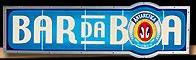 Bar da Boa