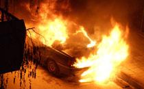 варна пожар кола