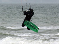 kitesurfing  kranevo