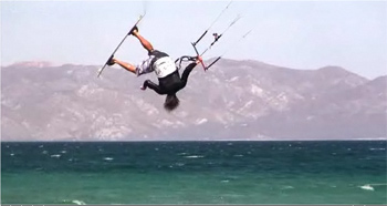 Aaron Hadlow - 5x Kitesurfing World Champion we