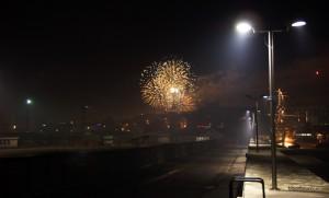 Нова Година Снимки от Варна 2010 море - вълнолом