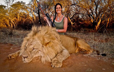 melissa and lion